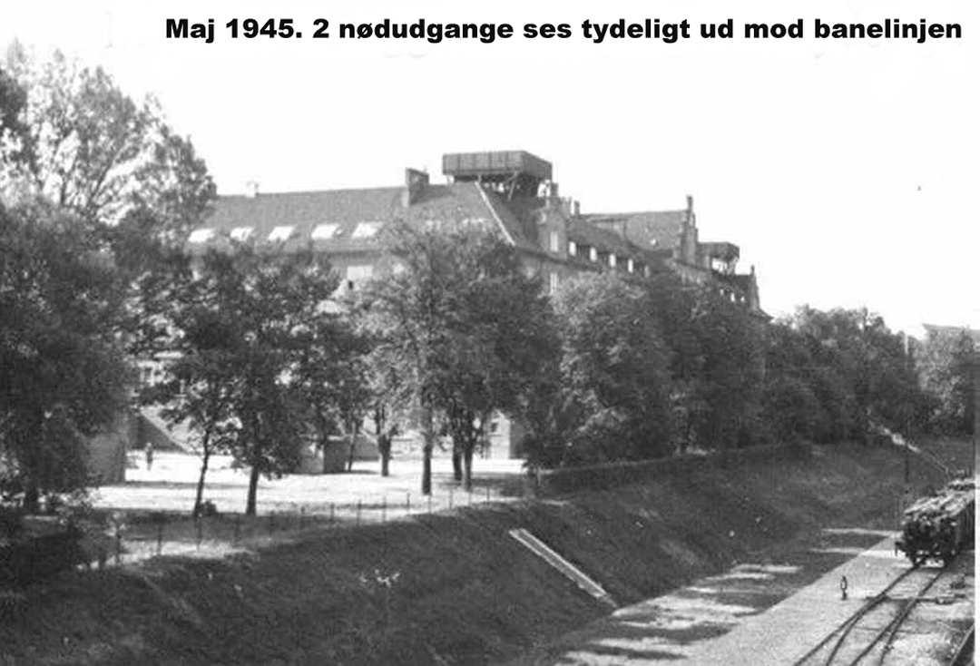 Dansk militær ønskede efter kapitulationen at anvende